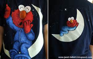 elmo sleeping picture 1