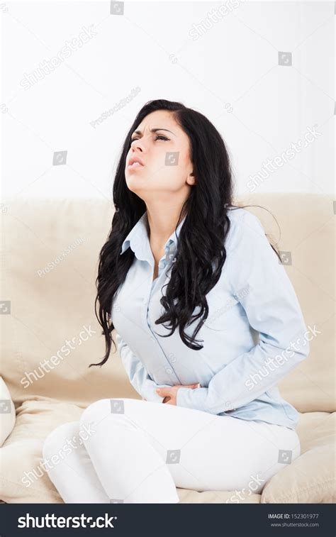 two girl sitting stomach on woman picture 1