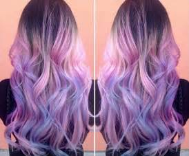 purple and pink hair color picture 9
