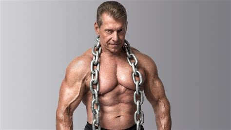 muscle fitness with vince mcmahon on the cover picture 9