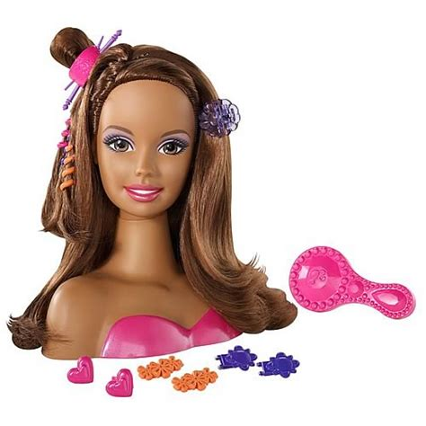 barbie style hair do picture 2