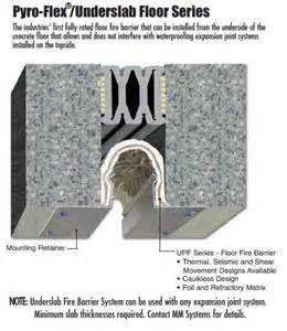 fire resistant joint systems picture 7