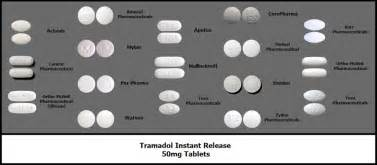 what kind of pills are like tramadol picture 1