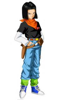 dragon ball z android 17 x reader quotev picture 2