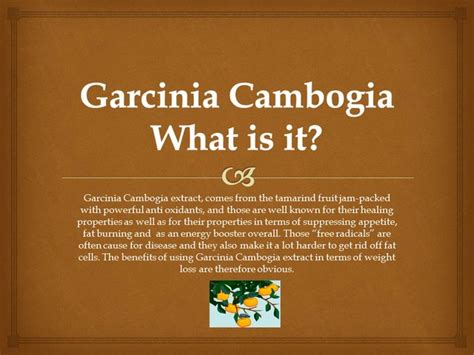 garcinia cambogia health benefits picture 13