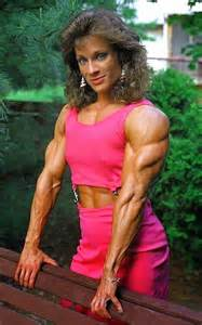 female muscle worship picture 3