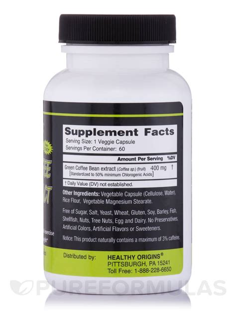 400 mg green coffee bean extract picture 10