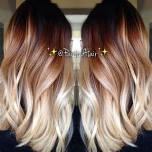 how to dye your hair light on top picture 6
