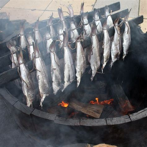 how to smoke trout picture 3