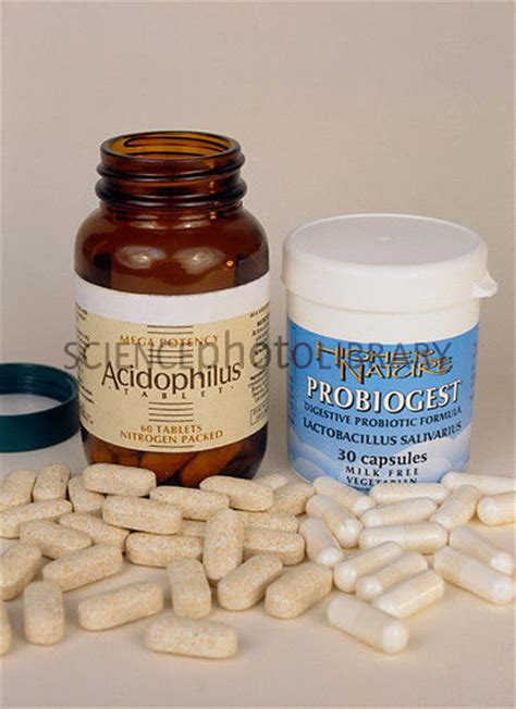 types of probiotic medicines picture 1