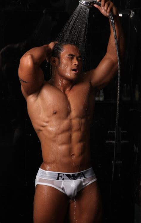 asian muscles guy picture 13