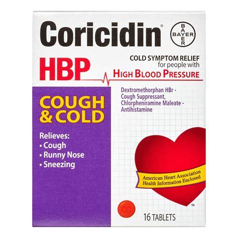 Coricidin high blood pressure picture 1