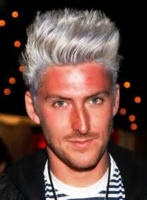 colors hair color for men picture 13