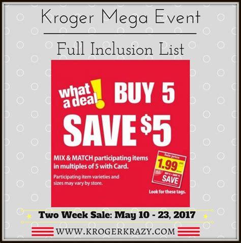 kroger $4 generics list 2017 picture 1