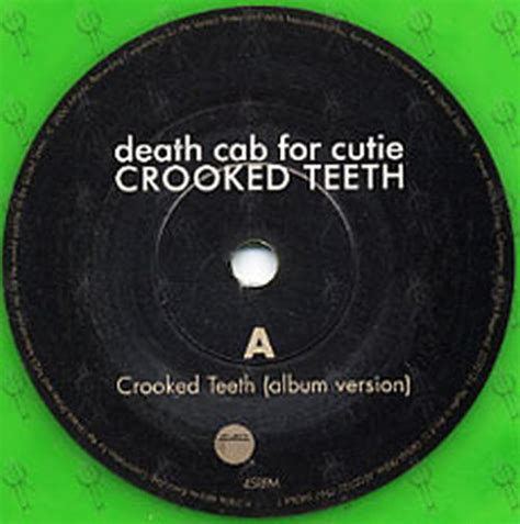 death cab for cutie - crooked h picture 3