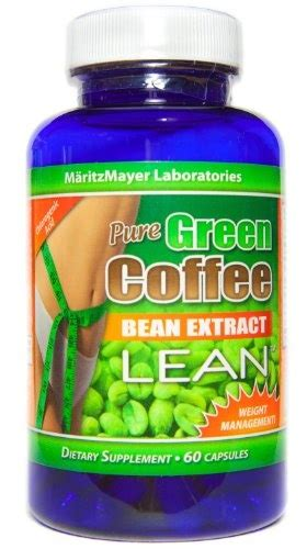 pure green coffee bean lean extract picture 3