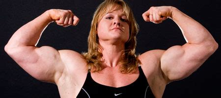 muscle wrestling women picture 2