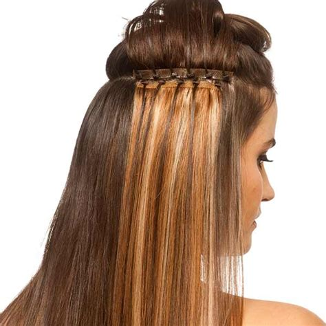 how are hair extensions done picture 6