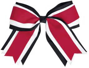 cheerleading hair bows picture 18