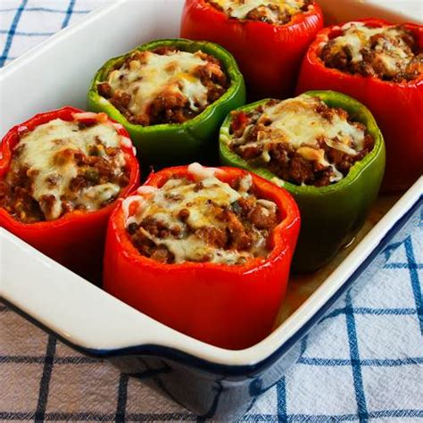atkins diet stuffed peppers recipes picture 1