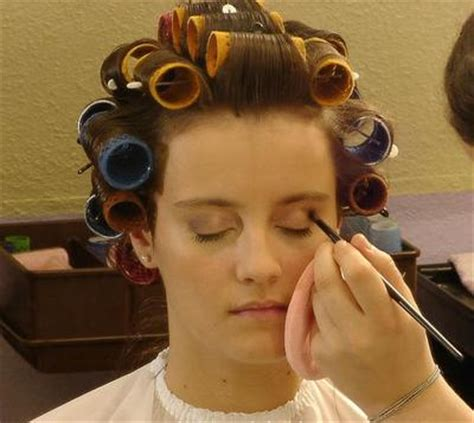hair roller sets feminization picture 3