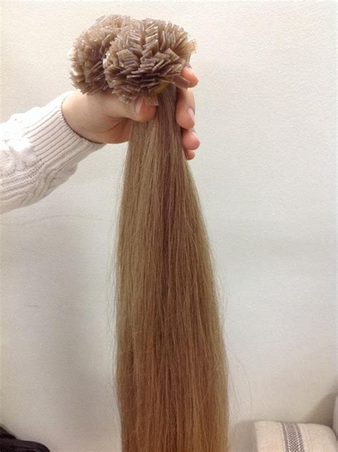 flat tip hair extensions picture 11