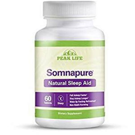 somnapure natural sleep aid side effects picture 2