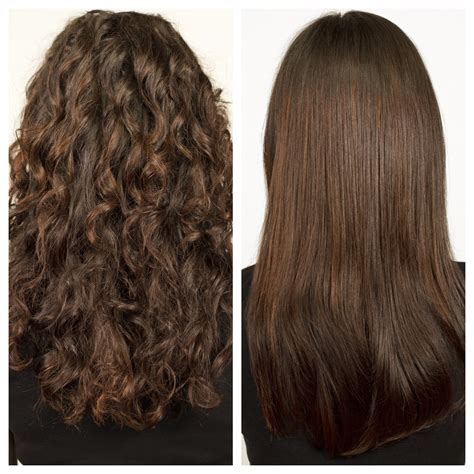 can you straighten permed hair picture 19