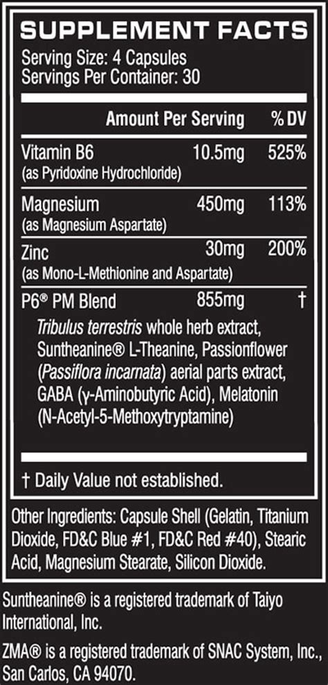 side effects of zma testosterone boosters picture 11