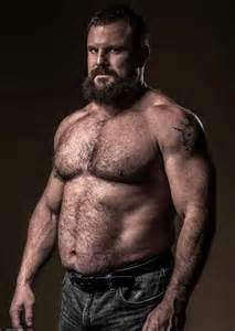 bear muscle men picture 6