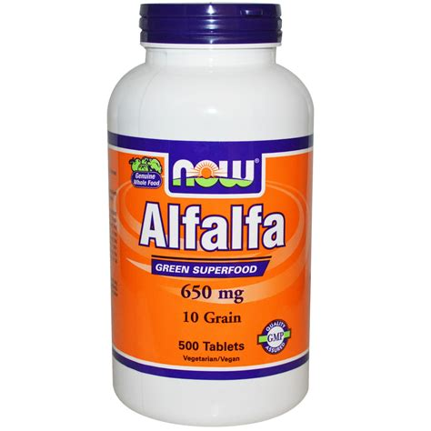 alfalfa tablets picture 2