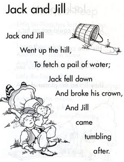jack and jill went up the hill to picture 4