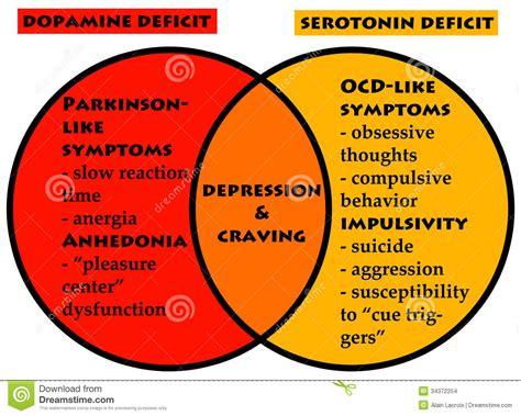 Dopamine serotonin mountain states health picture 9