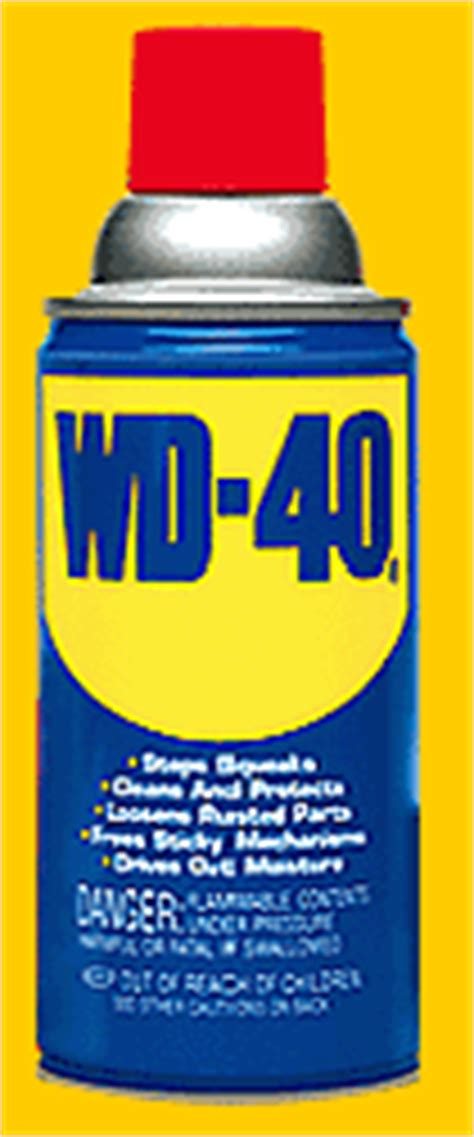 wd40 on knee joints picture 6