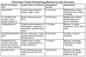 foodborne illness list picture 2