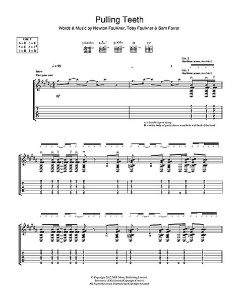 pulling h guitar tabs picture 3