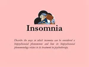 insomnia tips picture 1