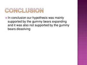 conclusion h liquids science fair picture 19