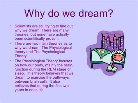 changes in sleep physical psychological dream picture 3