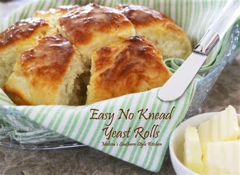 southern style homemade yeast rolls picture 9