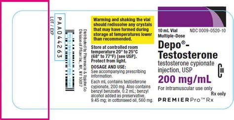 depo testosterone 200 injection solution picture 6