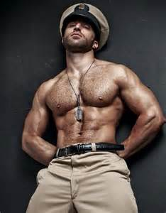 hairy muscle men picture 7
