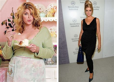 kristi alley weight loss picture 2