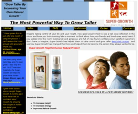 supergrowth height enhancer success picture 6
