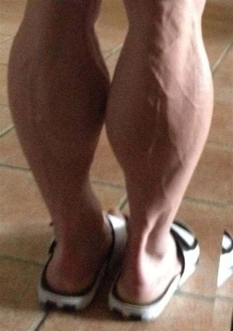 female muscle calves picture 14