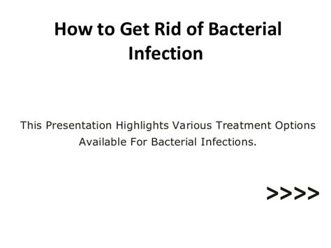 how to get rid of a skin bacterial picture 2