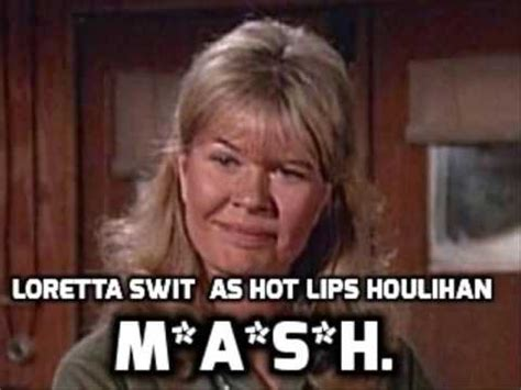 loretta swit hot lips how to contact picture 1