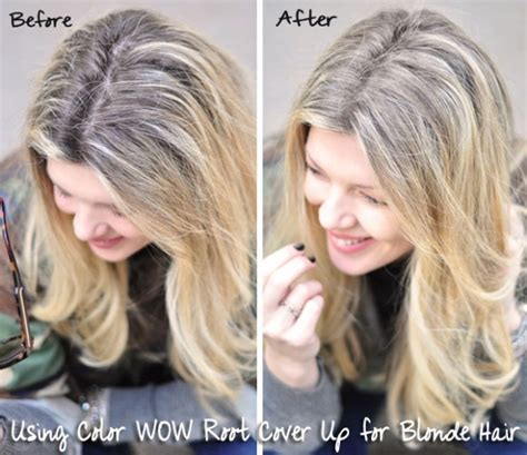covering gray roots in hair picture 11
