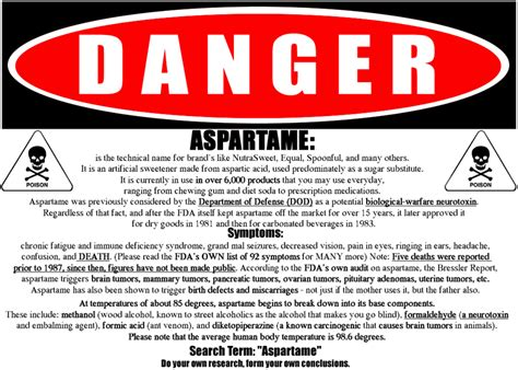 aspartame give you bacne picture 2