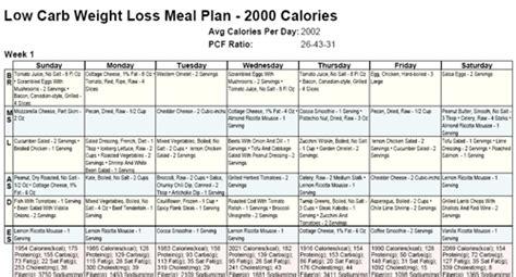 atkin's diet daily schedule picture 19